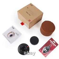 7artisans 35mm F5.6 Pancake Lens For Leica M-mount M-M M8 M9p M10 M-P M7 M240