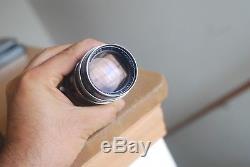 ANGENIEUX PARIS 90mm f2.5 Type Y12 Exakta Mount Lens, Leica M