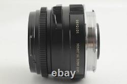 AS-ISMinolta M Rokkor 28mm f/2.8 Lens for Leica M Mount from Japan #hk501