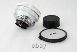 AVENON SUPER WIDE 21mm F2.8 MF for Leica L39 Screw Mount Excellent++ #2647