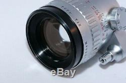Angenieux 90mm f/2.5 lens for Exakta Mount. Film or Digital. Leica M10, Sony a7R