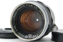 As-Is Fuji Fujinon L 5cm 50mm f2 Leica Mount L39 M39 LTM Lens from JAPAN 8082N