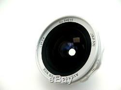 Avenon Japan Super wide Lens No 94016 21 mm f2,8 for Leica mount camera jn006