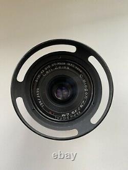 BIOGON 35mm f2.8 carl zeiss leica M mount