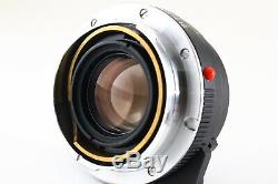 B V. Good Leica SUMMICRON-C 40mm f/2 Lens for M Mount CL CLE From JAPAN 5462