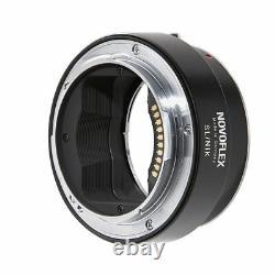 Brand New Novoflex SL/NIK AF Adaptor / Nikon E Lens to Leica SL/T/L Mount