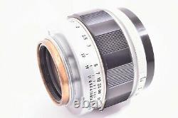 CANON 50mm/F1.4 Leica 39mm LMT screw mount #40647