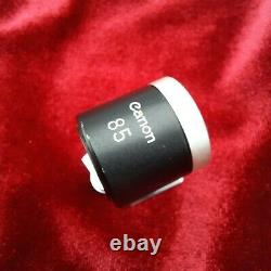 CANON Serenar 85mm f/1.9 m39 Leica Screw Mount L39 Lens 85mm finder and case