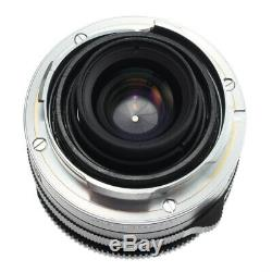 CARL ZEISS BIOGON T 28mm F2.8 ZM LENS 4 LEICA M MOUNT / MINT / 90 DAY WRT
