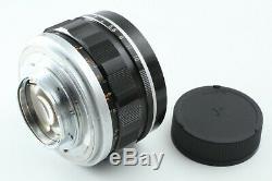 CLA'd Canon 50mm F/0.95 Dream Lens Modified to 6-bit code Leica M Mount #566