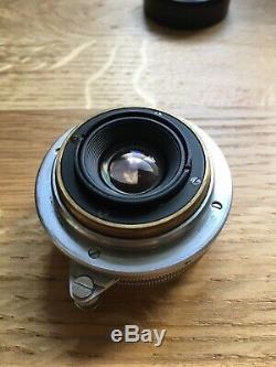Canon 28mm F2.8 LTM Leica Thread Mount Lens