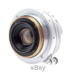 Canon 28mm f2.8 LTM Leica Thread Mount M39 Rangefinder Lens
