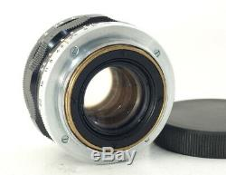 Canon 35mm F2 Lens for L39 LEICA SCREW MOUNT LTM Excellent From JAPAN