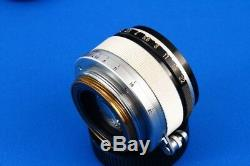 Canon 35mm F/1.8 Leica Screw Mount LTM 39 Lens. Exc+++From Japan#2408