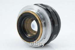 Canon 35mm F/2 for leica Screw Mount LTM 39 Very Good from Japan (06-R80)