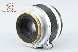 Canon 35mm f/2.8 L39 LTM Leica Thread Mount Lens