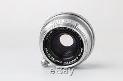 Canon 35mm f/2.8 f2.8 Lens Rangefinder LTM For L39 M39 Leica L Screw Mount