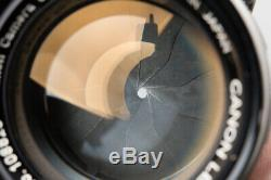 Canon 50mm f/1.4 f1.4 Manual Focus Lens, For Leica L39 Screw Mount LTM