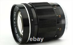 Canon 85mm f1.8 MF Vintage Prime Lens Leica Screw Mount LTM L39 from Japan Exc