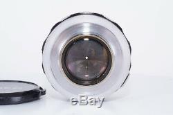 Canon L 50mm F1.2 SLR Lens for Leica L39 LTM Screw Mount from JAPAN