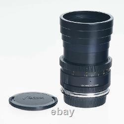 Canon Leica Leitz R 90mm F2 Summincron Canada Canon EOS EF Mount Lens