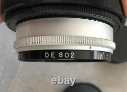 Carl Meyer 50mm f1.0 LEICA M mount FULL FRAME