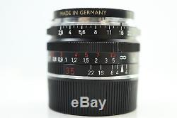 Carl Zeiss C Biogon T 35mm F2.8 ZM Leica M Mount -BB