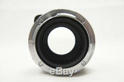 Carl Zeiss Planar T 50mm F2 ZM Black MF Lens for Leica M Mount #200320w