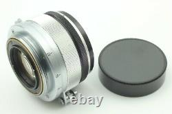 DHL Exc+++++ Canon 35mm f/1.8 Lens LTM L39 Leica Screw Mount from JAPAN #1030