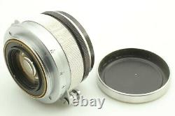 DHL NEAR MINT CANON 35mm f/1.8 Lens L39 LEICA SCREW Mount LTM From JAPAN #1207