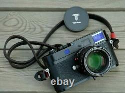 EU SHIP NEW TTartisan 50mm f/1.4 for LEICA-M mount Full-Frame Lens TTartisans