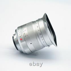 EU SHIP SILVER TTartisan 35mm f/1.4 LEICA-M mount Full-Frame Lens TTartisans