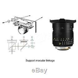 EU SHIP TTartisan 21mm f/1.5 for LEICA-M mount Full-Frame Lens TTartisans