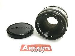 EXCELLENT+5 Canon 35mm f/1.8 Lens for LTM L39 Leica Screw L Mount from JAPAN