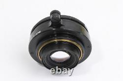 EXCELLENT++ AVENON 28mm f/3.5 LTM L39 Leica Screw mount (4873)