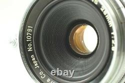 EXCELLENT+++++ Canon 28mm f2.8 Lens Leica Screw Mount LTM L39 From JAPAN #276