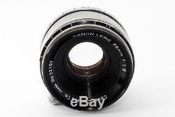 EXCELLENT Canon 35mm f/1.8 L39 LTM Leica Screw mount (2850)