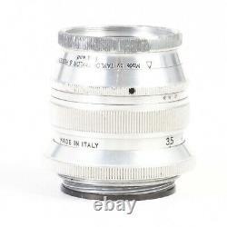EXCELLENT Cooke Amotal 2 Inch 50mm f2 ELC Leica L39 LTM Screw Mount Lens