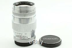 EXC 4Canon 85mm F/1.9 Leica Screw Mount LTM L39 Rangefinder Lens