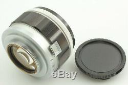 EXC+4 Canon 50mm f/1.2 Leica Screw Mount LTM L39 Lens From Japan #229EK