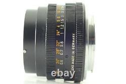 EXC+4 Leica Wetzlar ELMARIT-R 35mm F/2.8 3Cam R Mount Lens From Japan 256