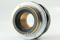 EXC+5 Canon 35mm f2 Wide Angle L39 LTM Lens Leica Screw Mount From JAPAN F603