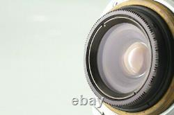 EXC+++ Canon 25mm f/3.5 Lens L39 Leica Screw Mount LTM from JAPAN #1747