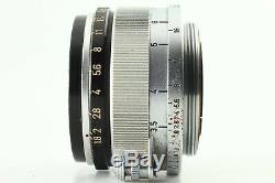 EXC++++ Canon 35mm f/1.8 Leica Screw Mount LTM L39 Mount Lens from JAPAN