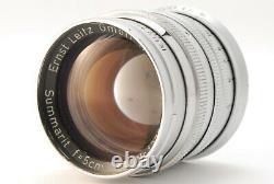 EXC+++++Leica Leitz Ernst GmbH Summarit 50mm 5cm F1.5 Lens M mount from JAPAN