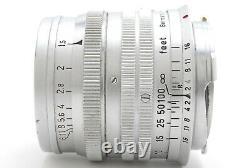 EXC+++++Leica Summarit 5cm 50mm F/1.5 M Mount Leitz Wetzlar Germany From JAPAN