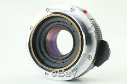 EXC+++++ Minolta M-Rokkor 40mm f/2 Leica M mount for CL CLE JAPAN 924
