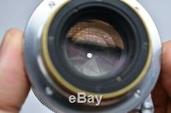 EXC+++++ with FINDER CANON 35mm F/1.8 Lens Leica Screw Mount LTM L39 from Japan