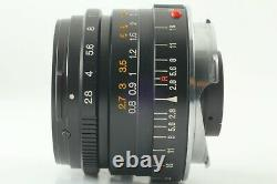 Exc+2 Minolta M-Rokkor 28mm f2.8 Leica M mount MF Lens CL CLE from Japan #426