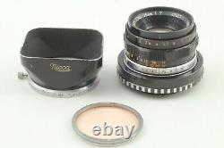 Exc+4 CANON Lens 35mm f/2 Leica Screw Mount L39 LTM From Japan #846